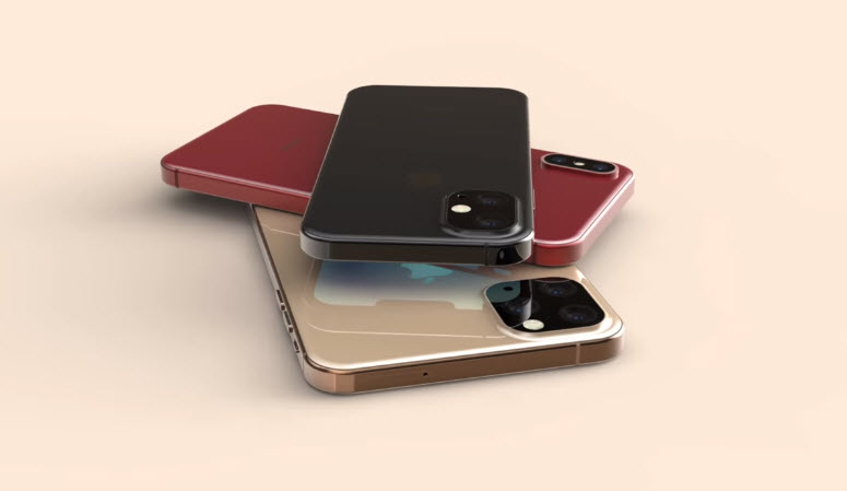 Iphone 2019 Triple Lens Render By Everything Apple Pro Img 4