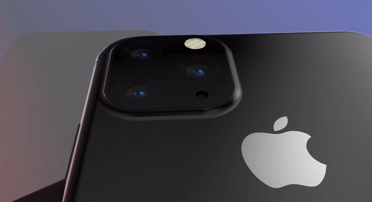 Iphone 2019 Triple Lens Render By Everything Apple Pro Img 5