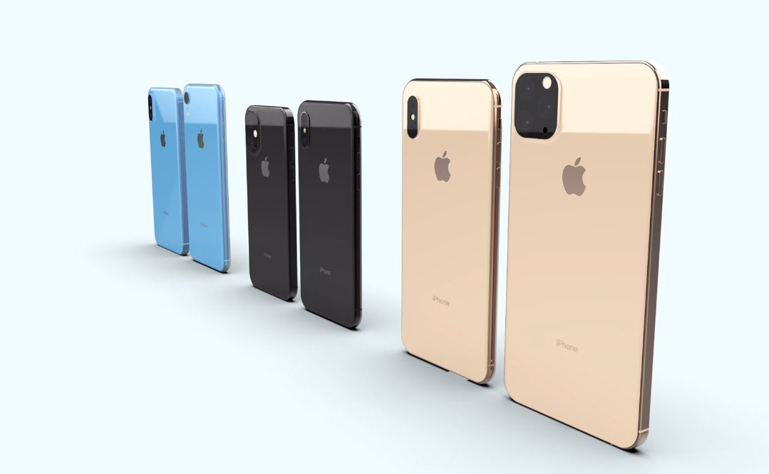Iphone 2019 Triple Lens Render By Everything Apple Pro Img 7