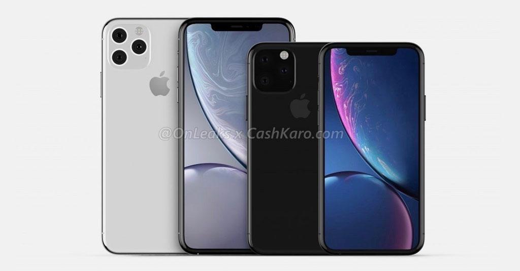 Iphone Xi And Iphone Xi Max Renders Onleaks