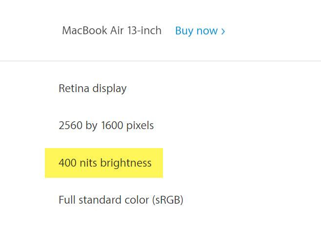 Macbook Air 2018 With Brighter Display Macos 10 14 4 Update Img 1