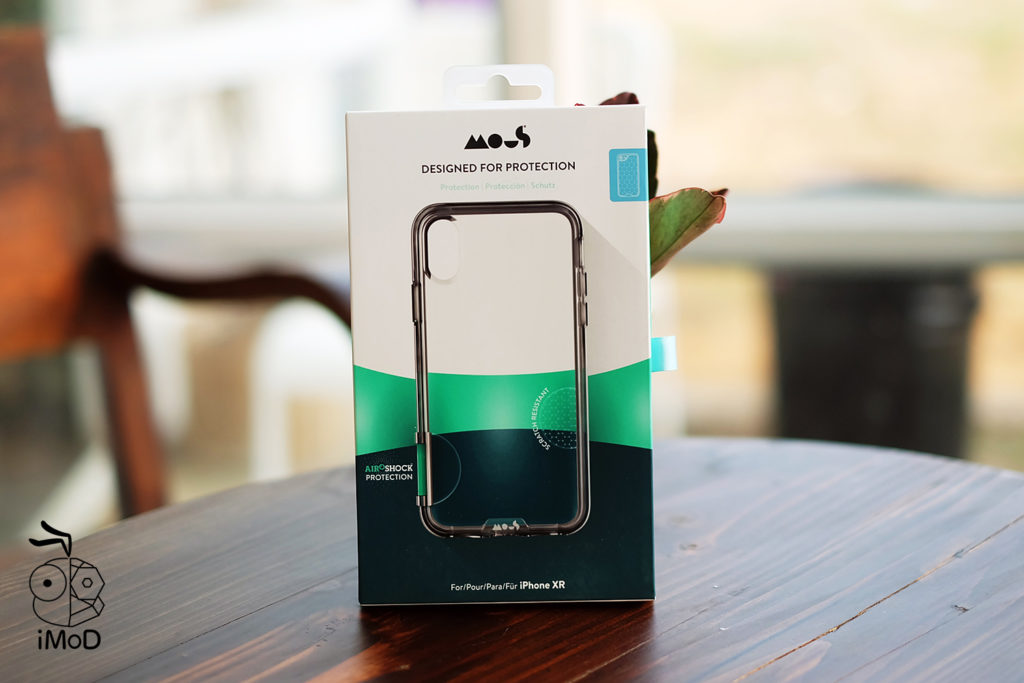 Mous Clarity Case For Iphone Xr 1