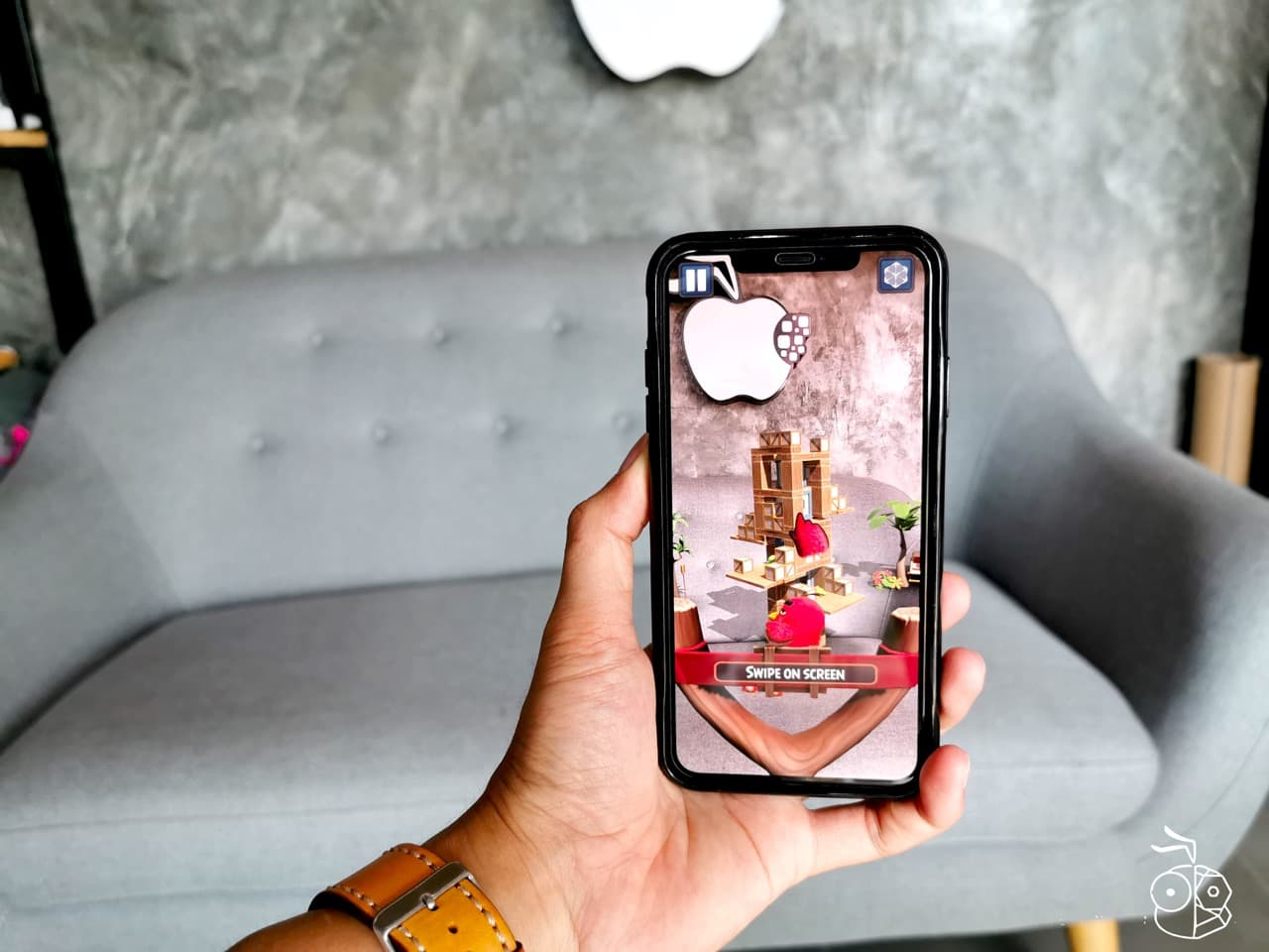 Angry Birds Ar Iphone Xs Max
