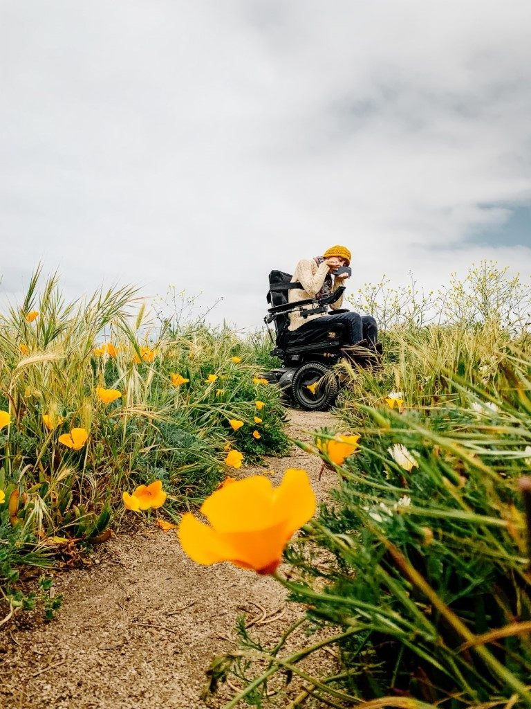 Apple Photographer Rachael Short Wheelchair User Mobility Freedom 05162019