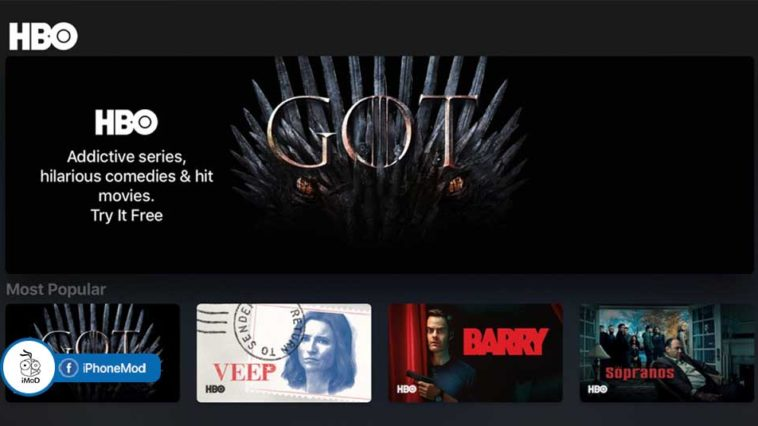 Apple Add Hbo To Apple Tv In Ios Tvos Beta 4