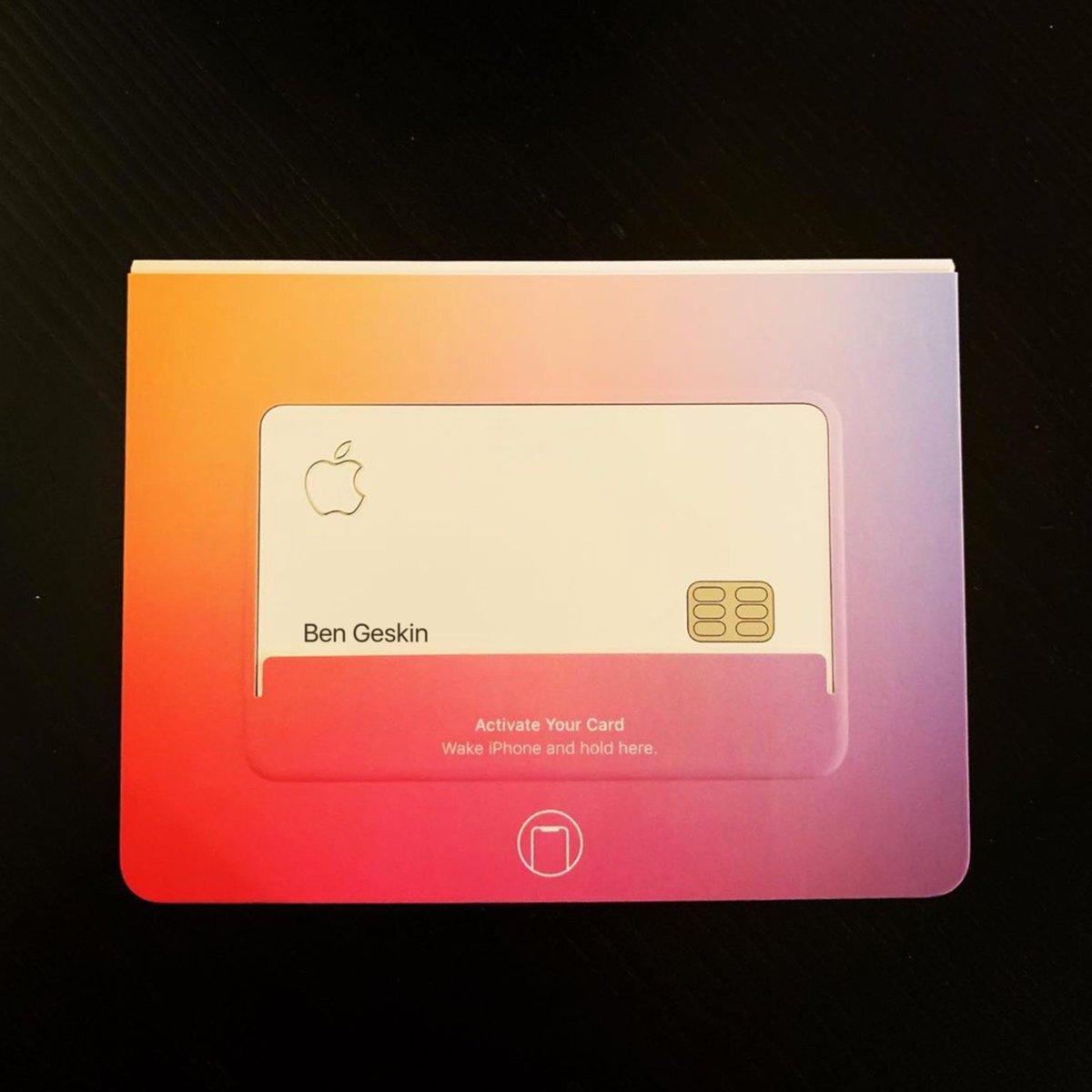 Apple Card Physical Card Photo Img 1