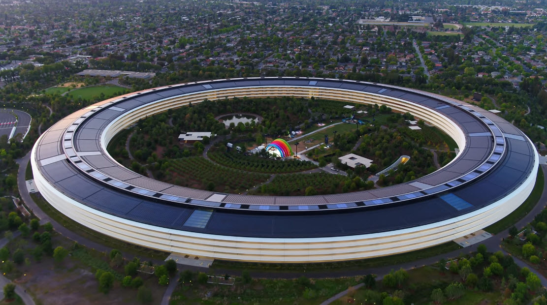 Apple Park Drone May 2019 Img 1