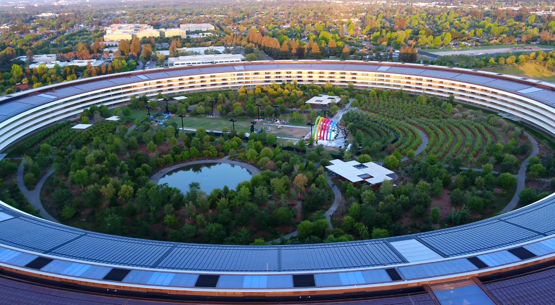 Apple Park Drone May 2019 Img 5