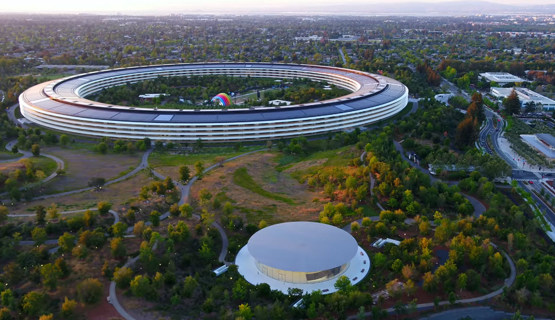 Apple Park Drone May 2019 Img 6