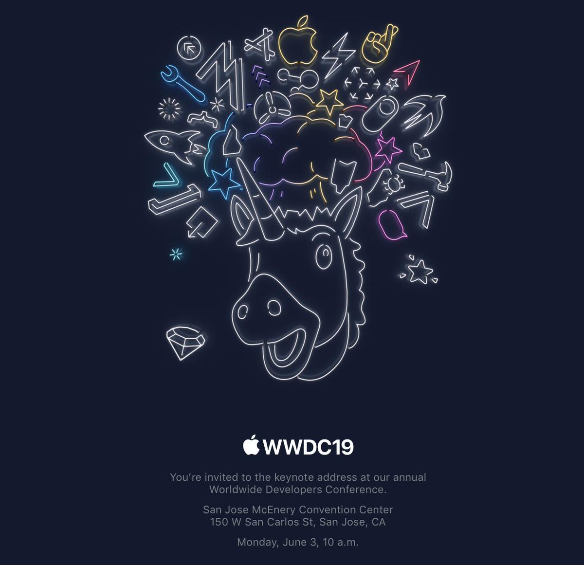 Apple Sends Out Invites For Wwdc 2019 Keynote Img 1