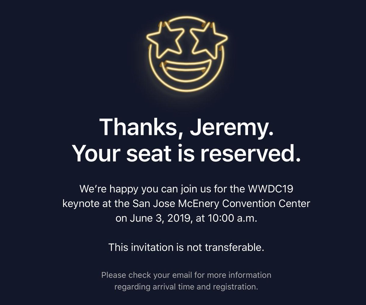Apple Sends Out Invites For Wwdc 2019 Keynote Img 2