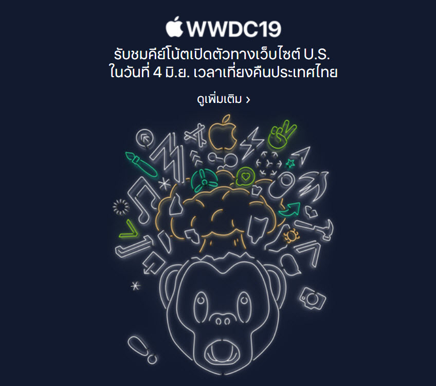 Apple Sends Out Invites For Wwdc 2019 Keynote Img 3