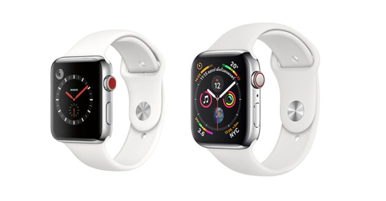 Apple Watch Series 3 Replacement With Series 4