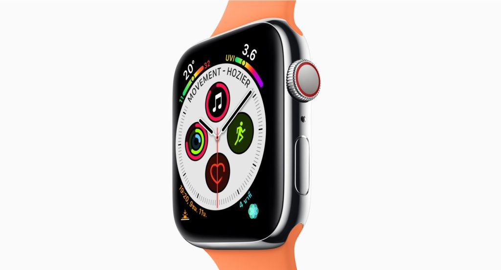 Apple Watch Series 4 Win Displays Of The Year Award 1
