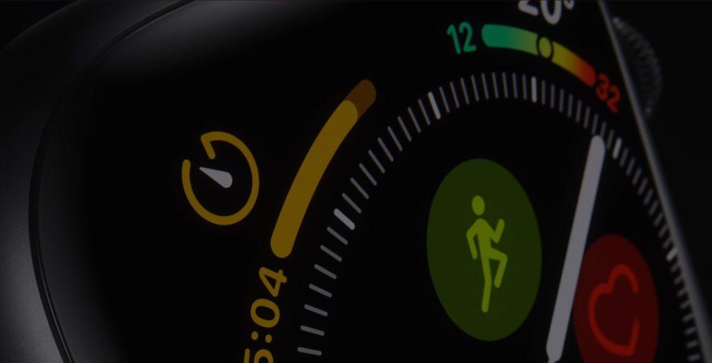 Apple Watch Series 4 Win Displays Of The Year Award 3