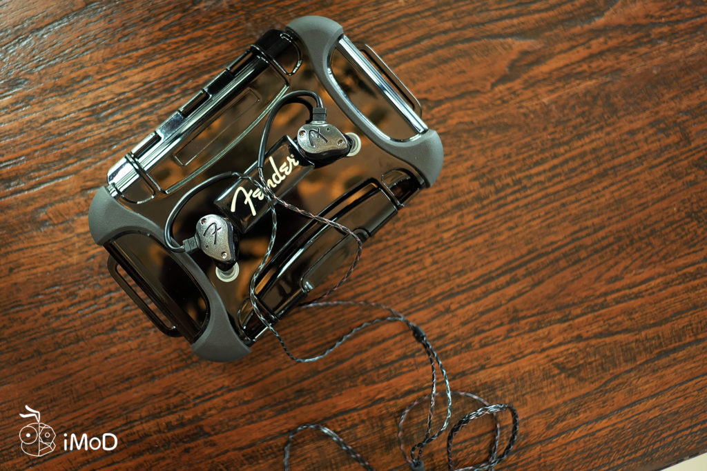 Fender Ten 3 In Ear Monitor Review 7