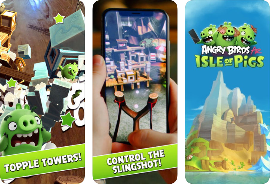 Game Angry Birds Ar Content2