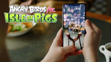 Game Angry Birds Ar Cover