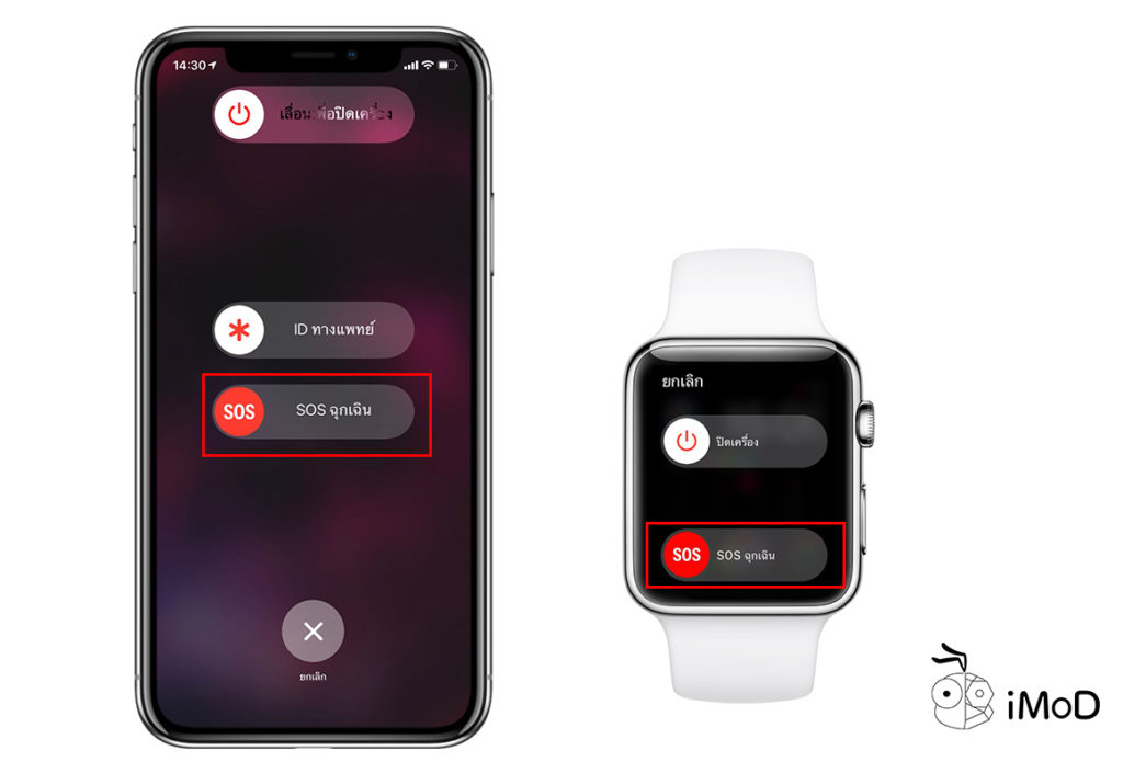 How To Setting Emergency Infomation Iphone Apple Watch 3