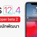Ios 12 4 Developer Beta 2 Seed