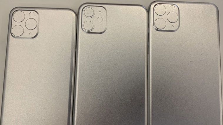 Iphone 2019 Three Mold Leak Photo