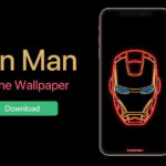 Iphone Wallpaper Ironman By Appleidesigner Cover