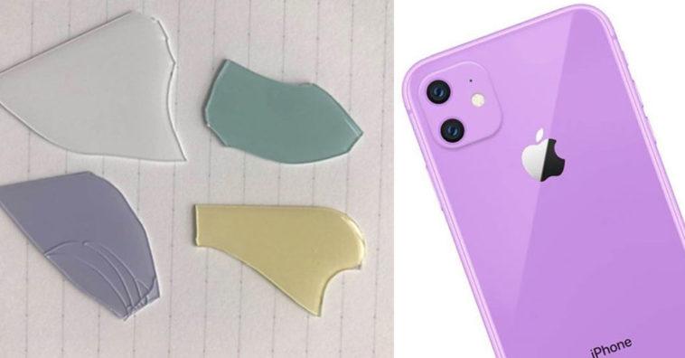 Iphone Xr 2019 Colors Glass Leaks Photo