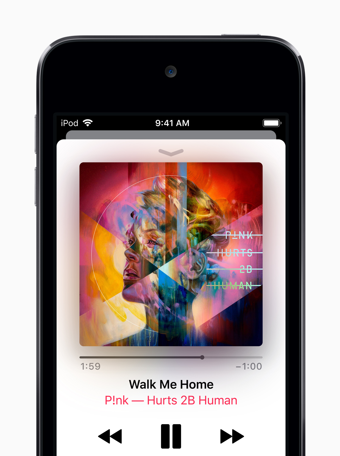Ipodtouch Black Applemusic Screen 06032019