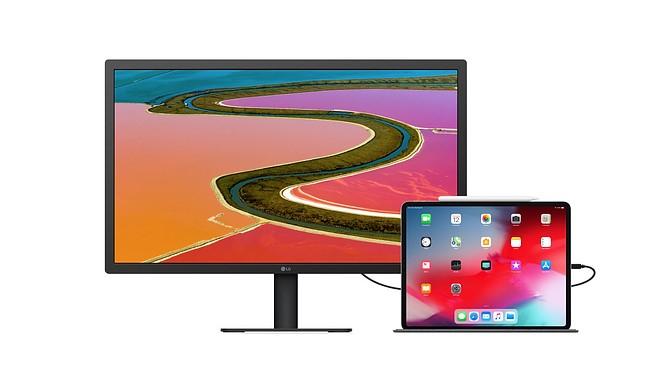 Lg Monitor Ultrafine 4k 23 7 Inch Release Apple Store Online 4