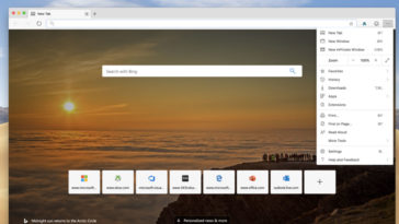 Microsoft Edge Macos Canary Preview