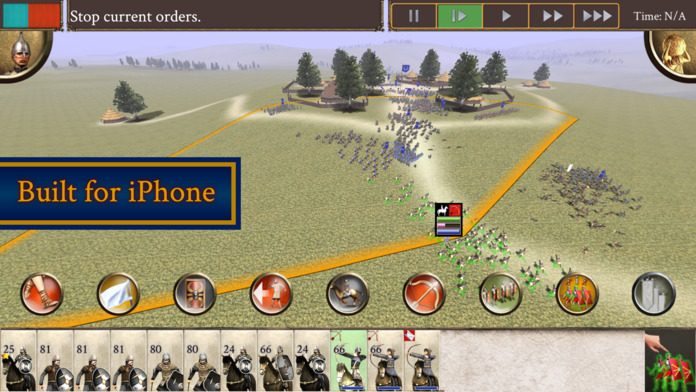 Rome Total War Barbarian Invasion Release For Iphone 3