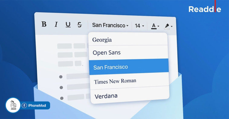 Spark For Ios And Macos Update Font Style Tool