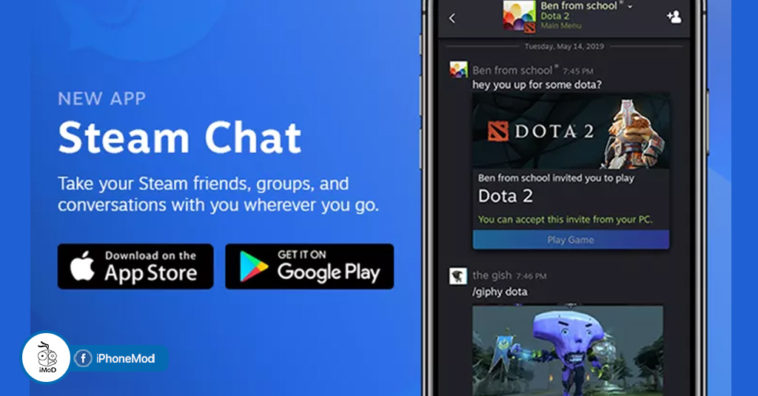 Steam Chat Release For Ios Android