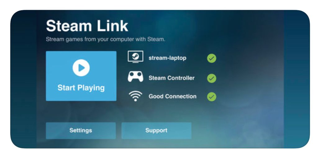 Steam Link Debut For Ios Apple Tv App Store 1