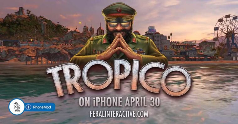 Tropico Game Now Available On Iphone