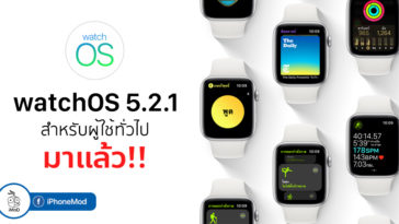 Watch Os 5 2 1 Update Release