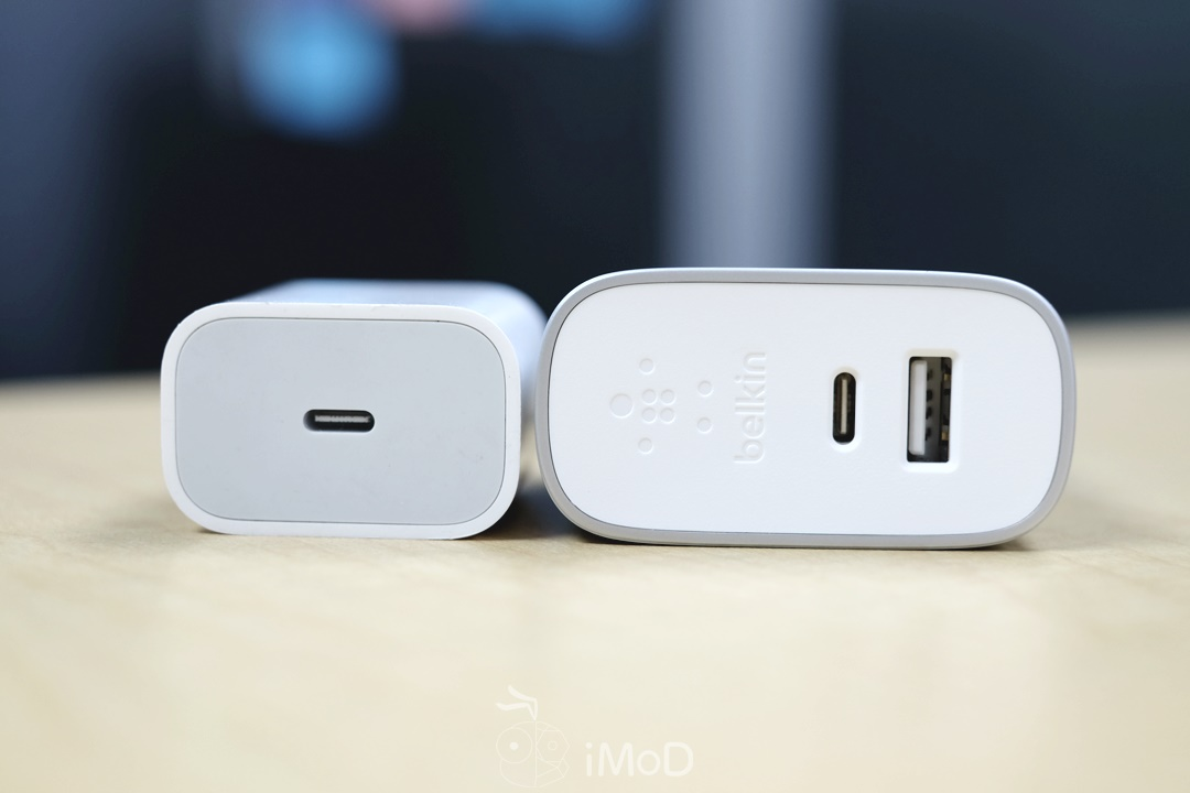 Belkin Usb C + Usb A Home Charger (6)