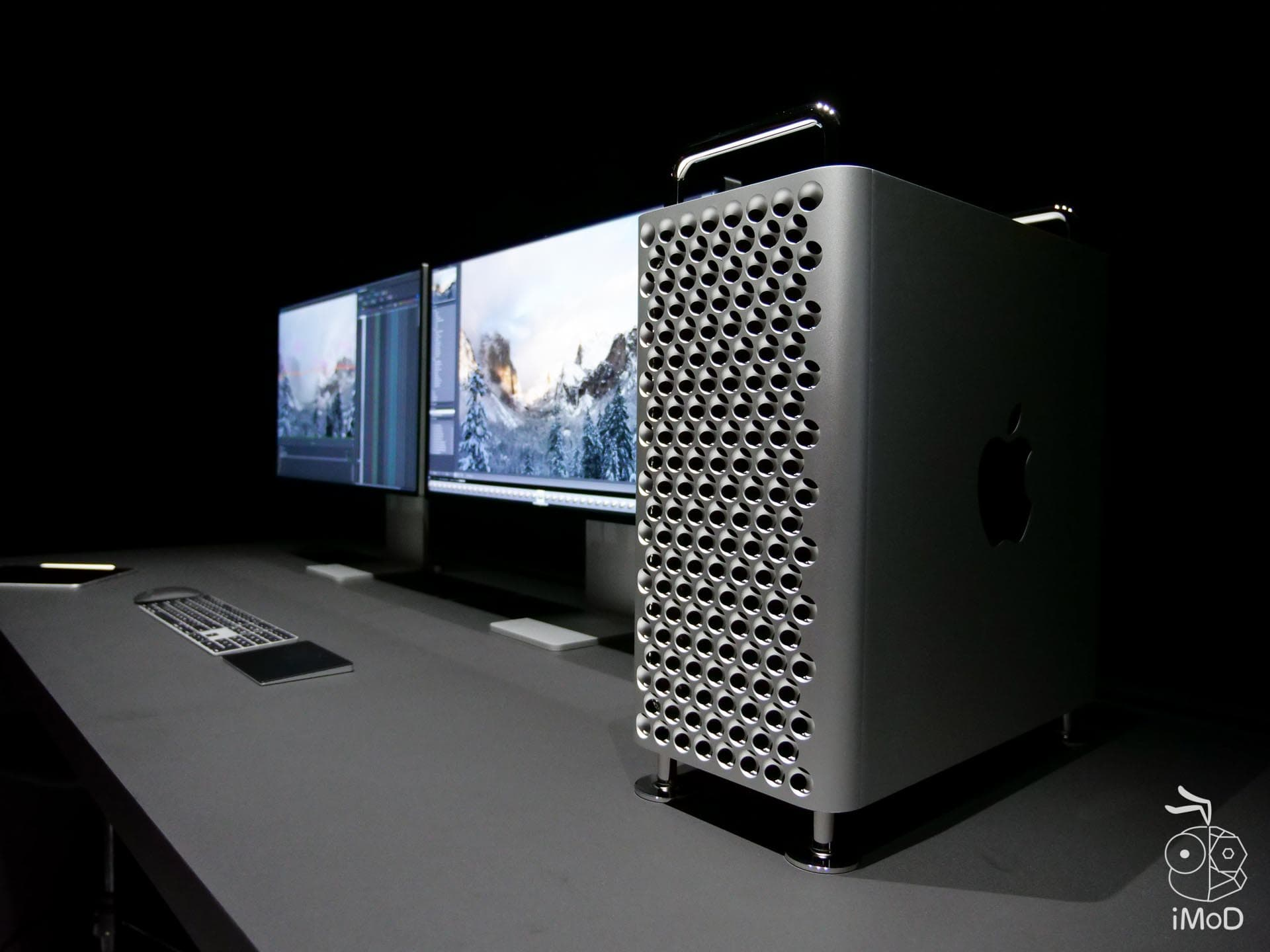 Mac Pro 2019 With Pro Display Xdr 1244677