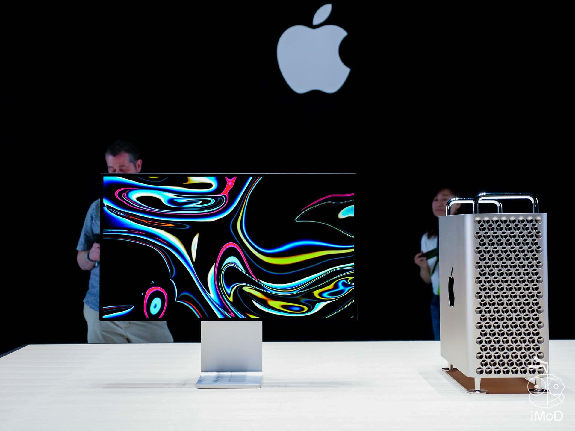 Mac Pro 2019 With Pro Display Xdr 1244717