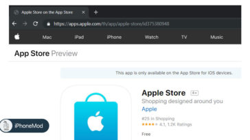 Apple Begins Using New Url For Apps Cover