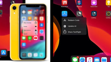 Apple May Drop 3d Touch From Iphone To Quick Actions Support Ipad