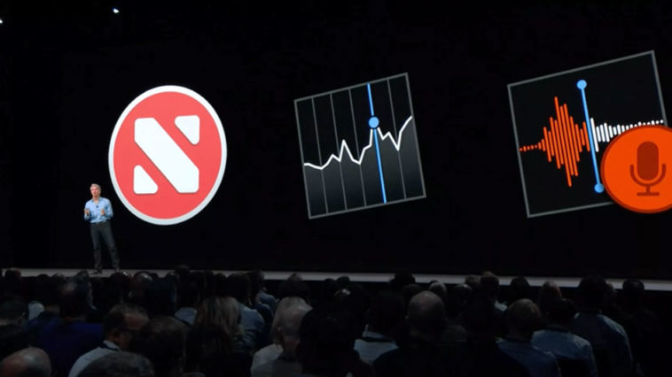 Apple Redesign News Stocks Voice Memos Home Apps Mac By Project Catalyst