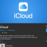 Apple Released Icloud For Microsoft Store