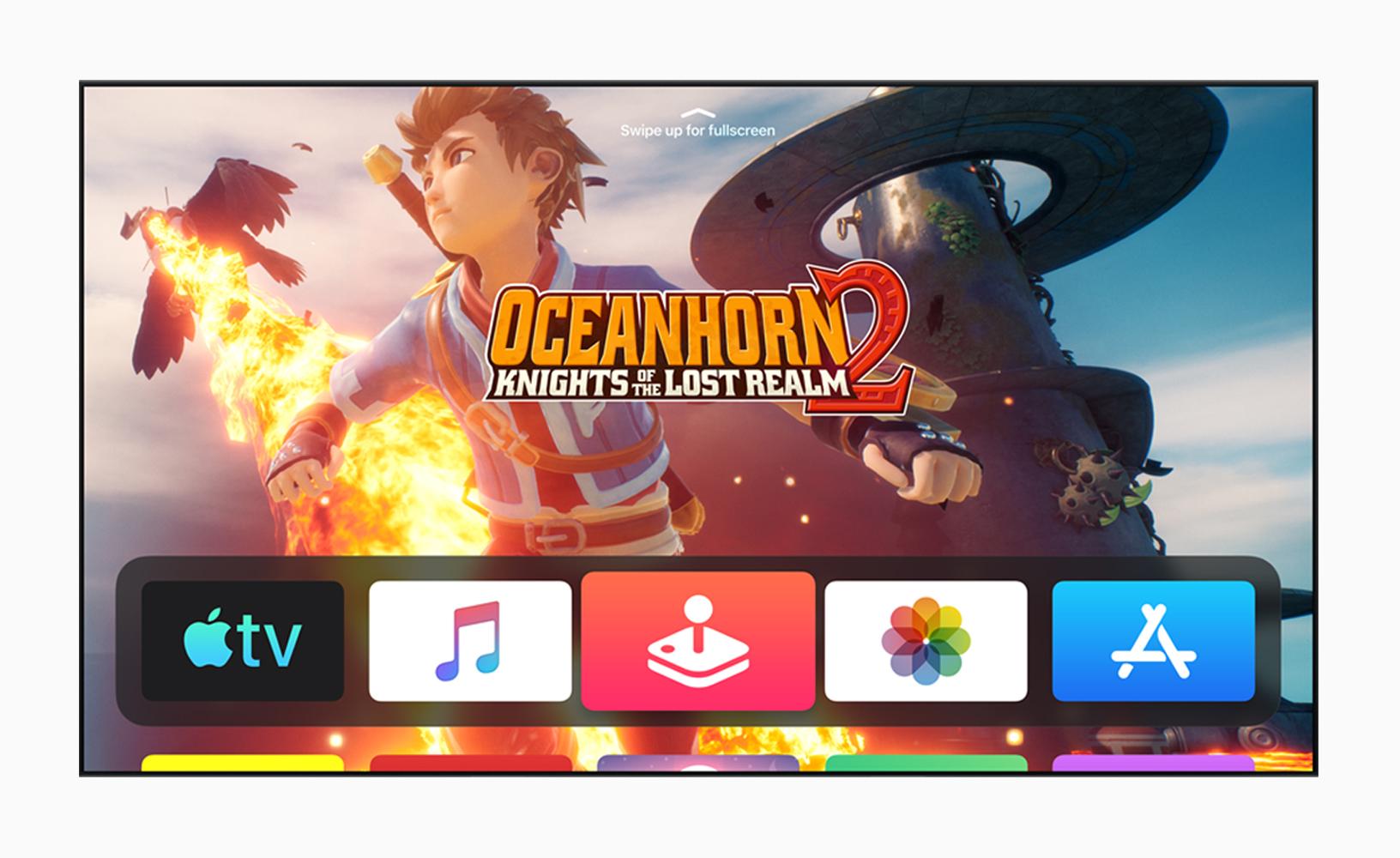 Apple Tvos Oceanhorn 060319