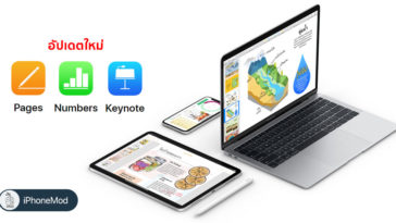 Apple Updates Iwork Apps For Ios And Macos