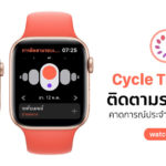 Cycle Tracking Apple Watch Preview Watchos 6 Beta 1