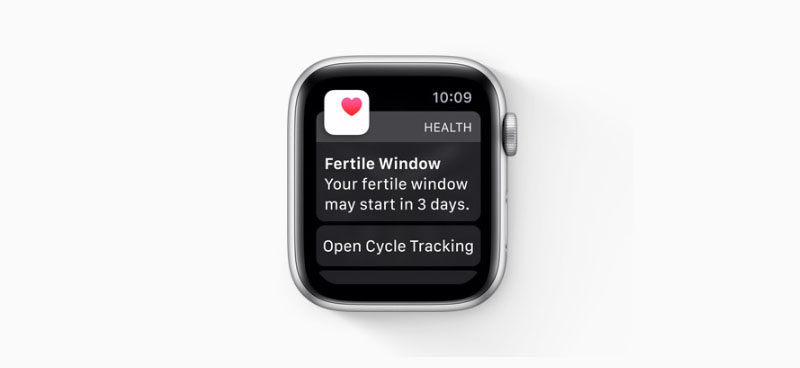 Cycle Tracking Apple Watch Preview Watchos 6 Beta 1 8