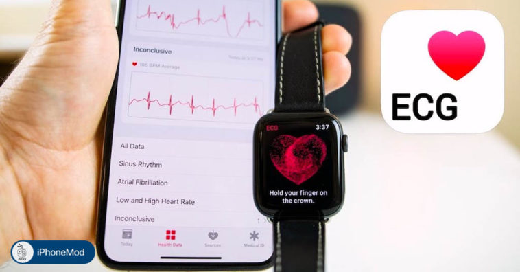 Ecg Apple Watch Series 4 Save Uk Man Life