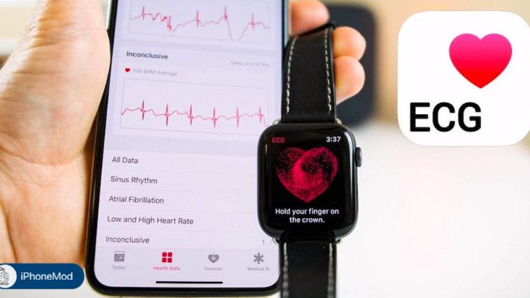 Ecg Apple Watch Series 4 Save Uk Man Life