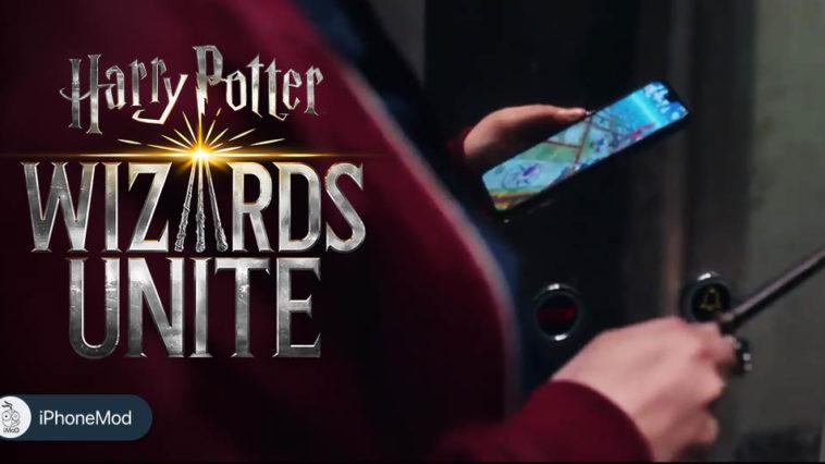 Harry Potter Winzard Unite Release 21 June 2019